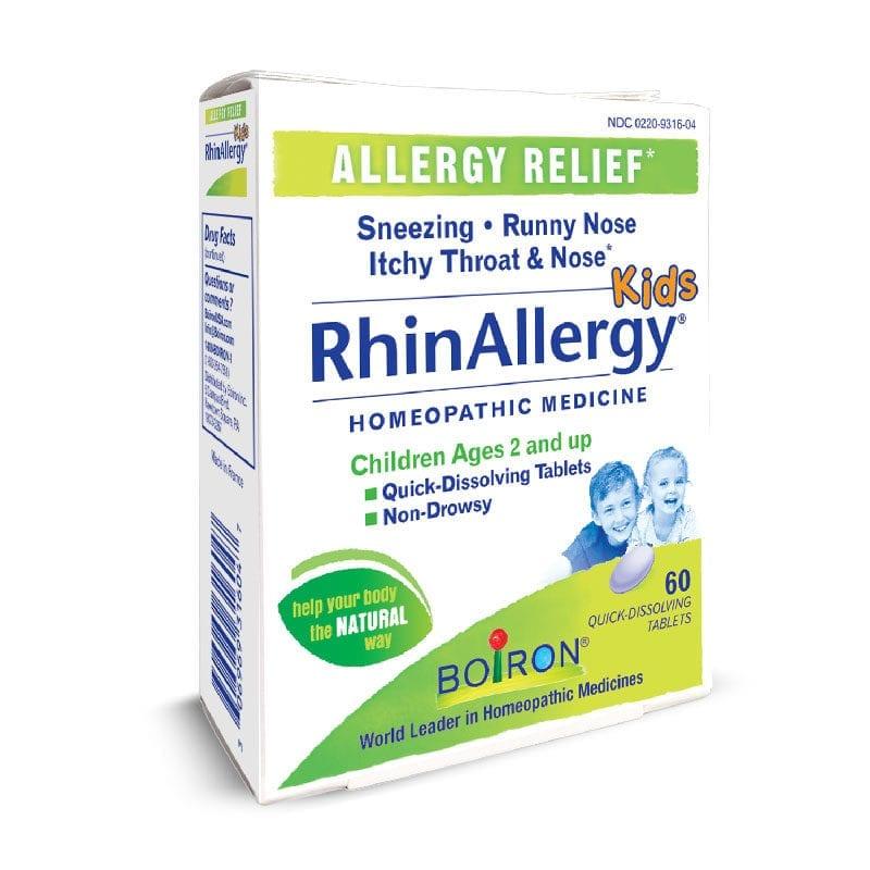 RhinAllergy® Kids Tablets