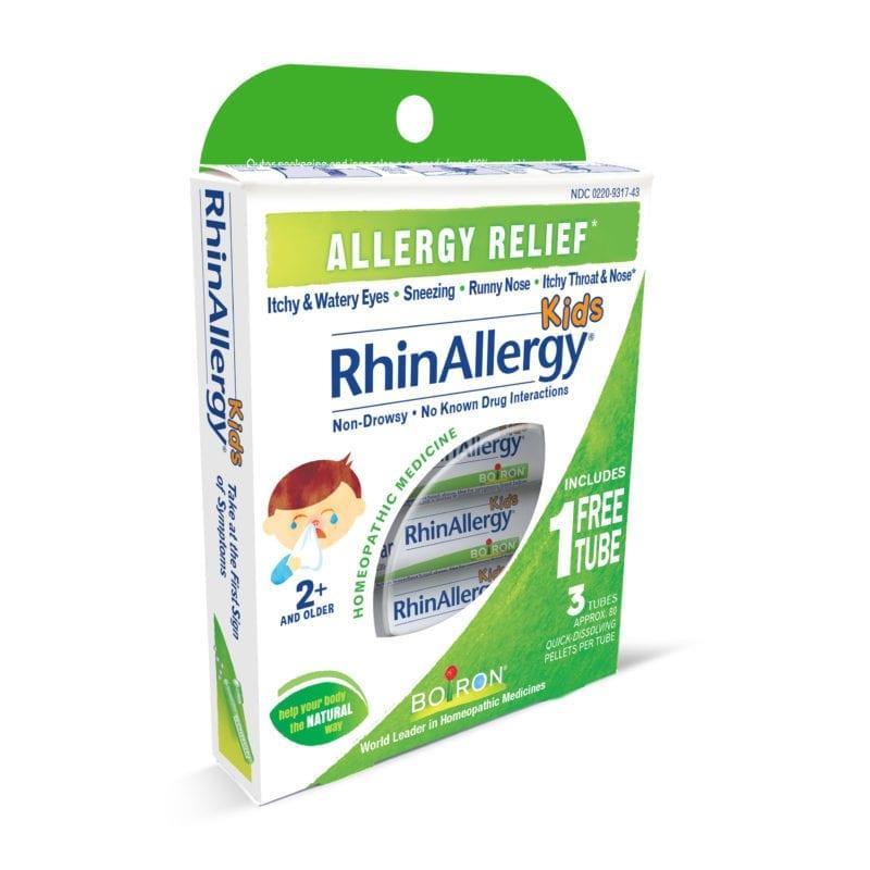 RhinAllergy® Kids Pellets