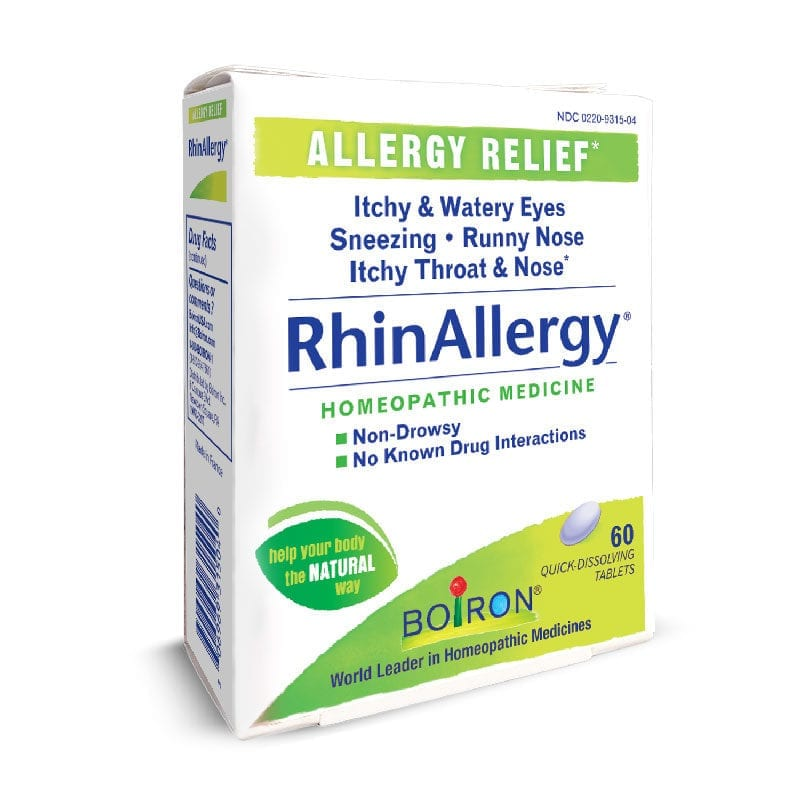 RhinAllergy® Tablets