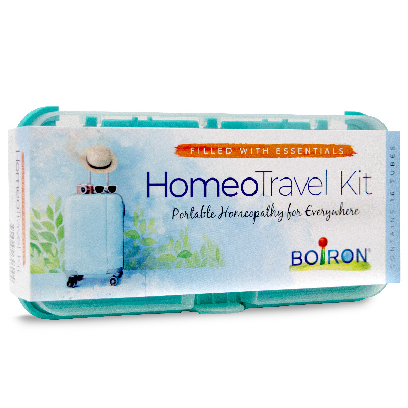 HomeoTravel Kit